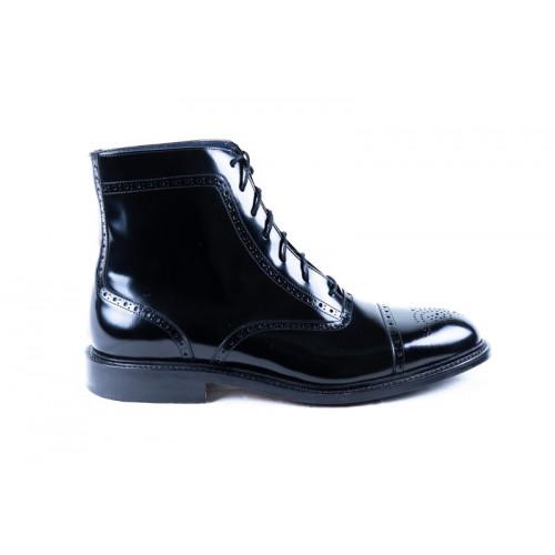 BLACK ANKLE BOOTS MODEL 1119