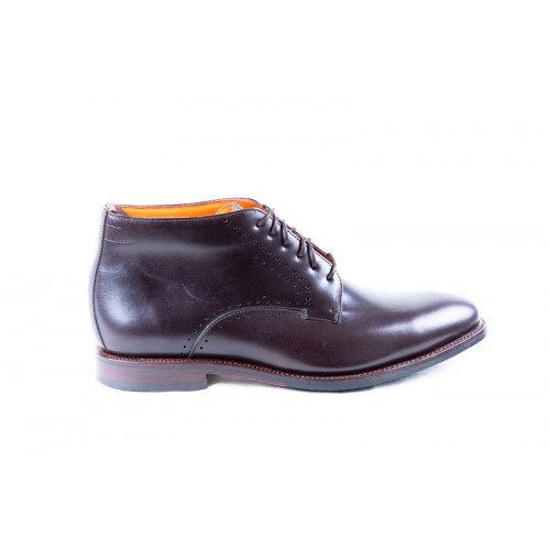 BROWN ANKLE BOOTS MODEL 812