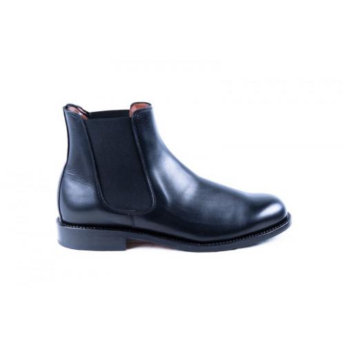 BLACK CHELSEA BOOTS MODEL 804