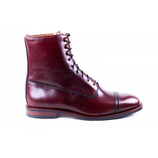 BROWN ANKLE BOOTS MODEL 1126